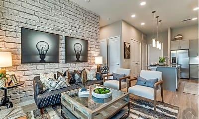 Living Room, 725 Washington Dr, 0
