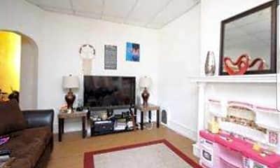 Living Room, 335 N 53rd St, 1