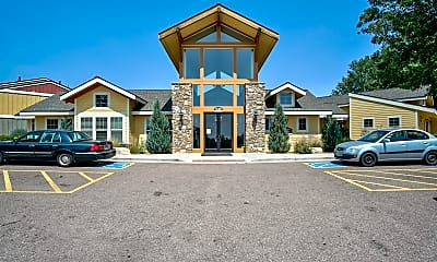 Clubhouse, Canyon Ranch, 1