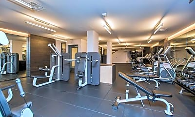 Fitness Weight Room, 1300 22nd St, 1