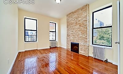Living Room, 286 W 127th St 6, 0
