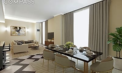 Dining Room, 243 W 60th St 5-A, 0