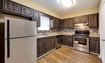 Kitchen, The Reserve at Riverdale, 0