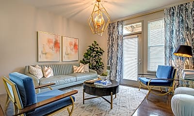 Living Room, River Crossing, 0