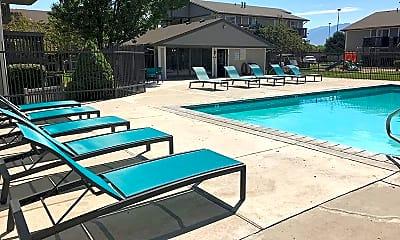 Pool, Apartments at Decker Lake, 1