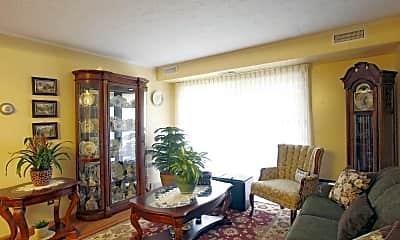 Living Room, Westown Gardens, 1