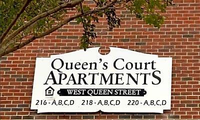 Queens Court Apartments, 1