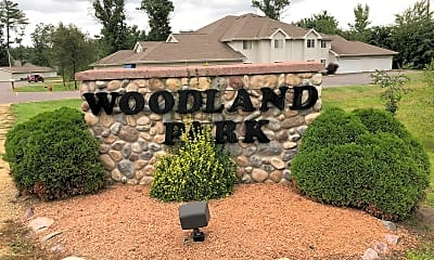 Woodland Park Apartments, 1