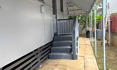 Patio / Deck, 811 Olokele Street Unit A, 0