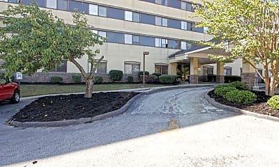 Building, Huntsville Adventist Apartments, 1