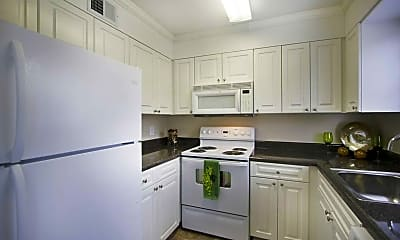Kitchen, The District at Tar River, 1