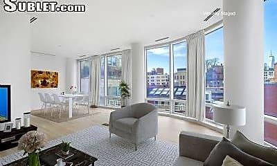 Living Room, 465 Lafayette St, 1
