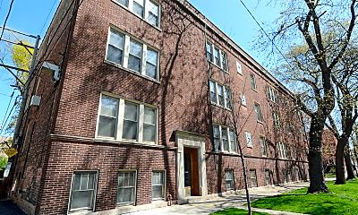 Building, 1242 W Rosedale Ave, 1
