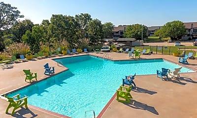 Pool, Cedar Lakes, 0