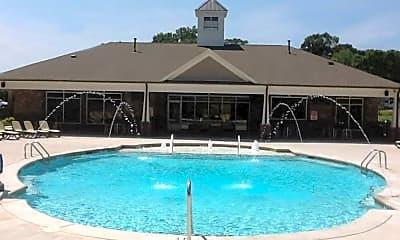 Pool, Wendover at Meadowood, 1