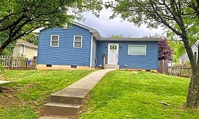 Building, 3913 Decatur Ave, 0