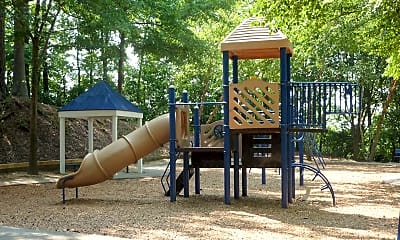 Playground, The Residences of Central Park, 2