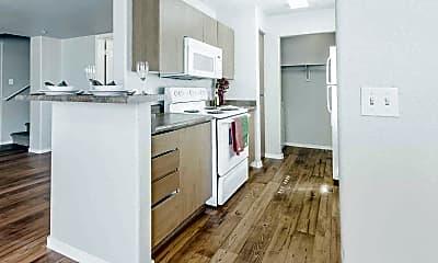 Kitchen, Desert Eagle, 1