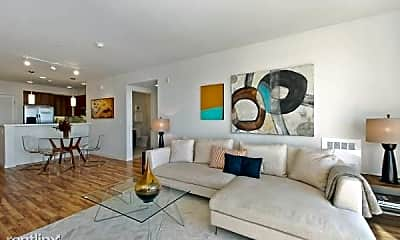 Living Room, 1266 9th Ave, 1