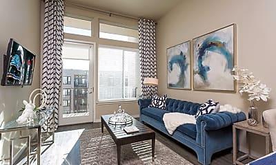 Living Room, 1300 24th St, 0