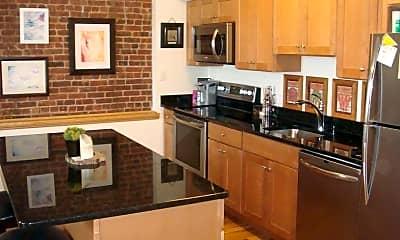 Kitchen, 122 Main St 401, 1