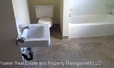 Bathroom, 436 W 4900 S, 2