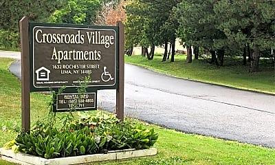 Crossroads Village, 1