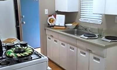 Kitchen, Hilltop Apartments, 0