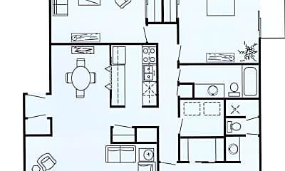 Bristol Square Apartments 3110 1/2 North 97th Street, 2