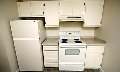 Kitchen, Bend Of The River, 1