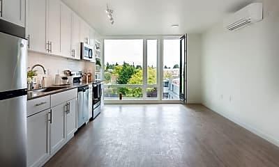 Kitchen, 6717 Roosevelt Way NE - 704, 2