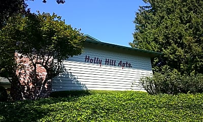 Holly Hill Apartments, 1
