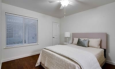 Bedroom, Fort 1901 Lofts, 1