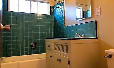 Bathroom, 5723 Harold Way, 2