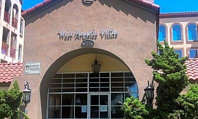 West Angeles Villas, 1