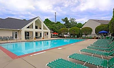 Pool, Talbert Woods, 0