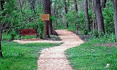Recreation Area, Misty Glen Apts & Townhomes, 1