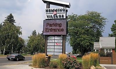 Hemming Student Housing, 1