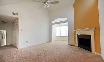Living Room, Pelican Bay, 1