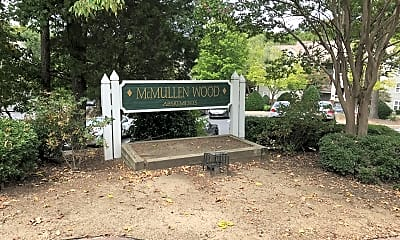 Mcmullen Wood Apartments, 1