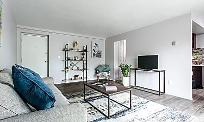 Living Room, Smartland Breakwater Tower Apartments, 1