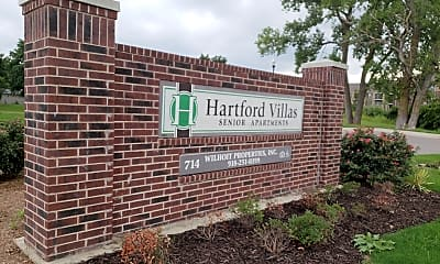 Hartford Villas, 1