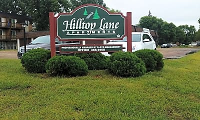 Hilltop Lane Apartments, 1