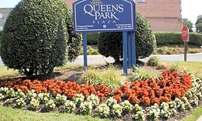Queens Park Plaza Apartments, 0