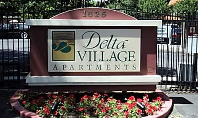 Delta Village Apartments, 0