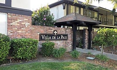 Villa De La Paix, 1