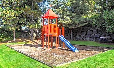 Playground, Marina Club, 2