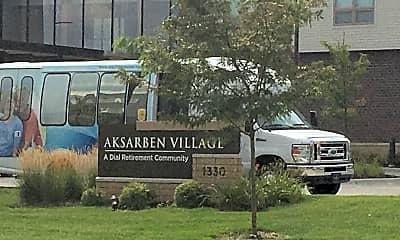 Aksarben Village Retirement Community, 1