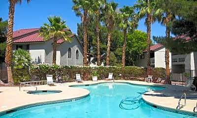 Pool, Silver Palms, 1