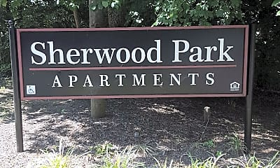Sherwood Park Apartments, 1